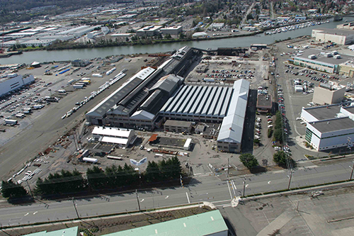 "Jorgensen Forge Corp., Tukwila. Comment through July 11 on a cleanup ""roadmap"" agreement for this Lower Duwamish Waterway site."