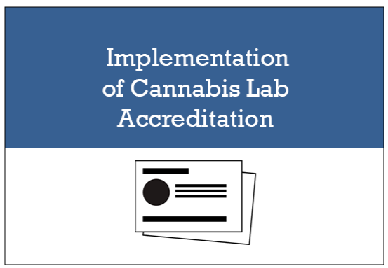 Presentation: introduction to the Cannabis Science Task Force legislation.