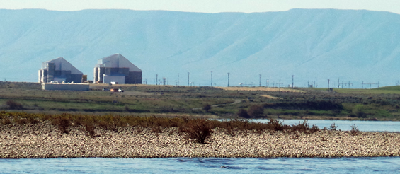 Photo of Hanford area.