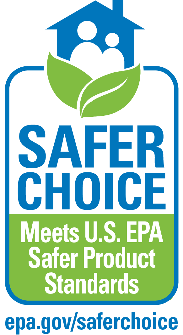 EPA Safer Choice logo, used to indicate products that meet US EPA safer product standards.