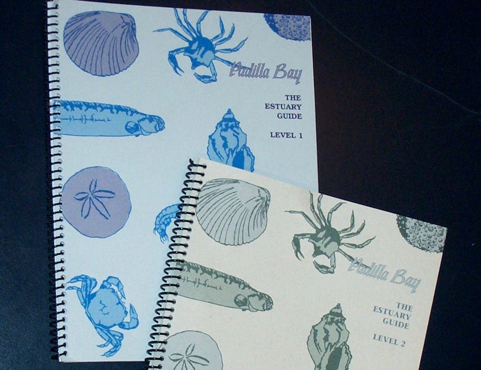 Padilla Bay's Estuary Guide curriculum books