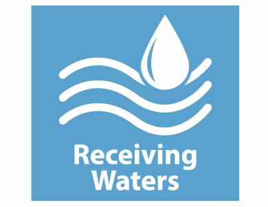 Receiving waters icon